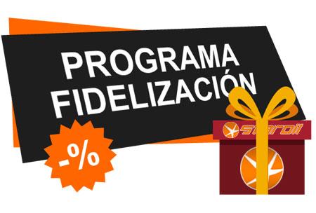 STAROIL Programa Fidelización